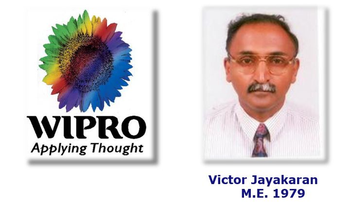 Wipro-Infotech's First Project housed in School of Automation